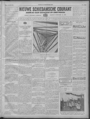 Nieuwe Schiedamsche Courant 1932-09-13