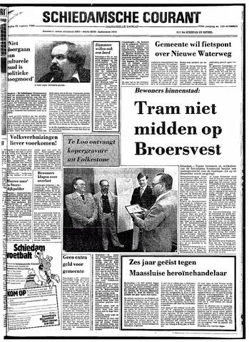Rotterdamsch Nieuwsblad / Schiedamsche Courant / Rotterdams Dagblad / Waterweg / Algemeen Dagblad 1980-08-22