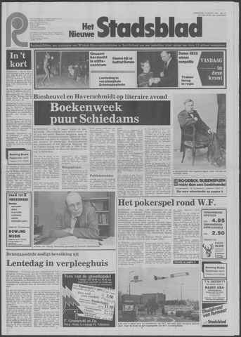 Het Nieuwe Stadsblad 1984-03-14