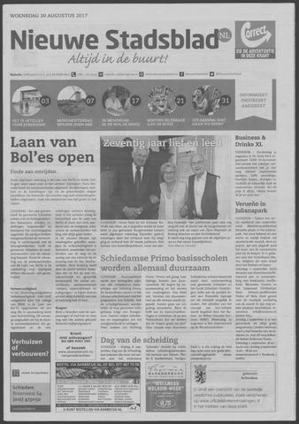 Het Nieuwe Stadsblad 2017-08-30