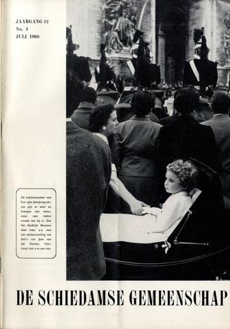 Schiedamse Gemeenschap (tijdschrift) 1960-07-01