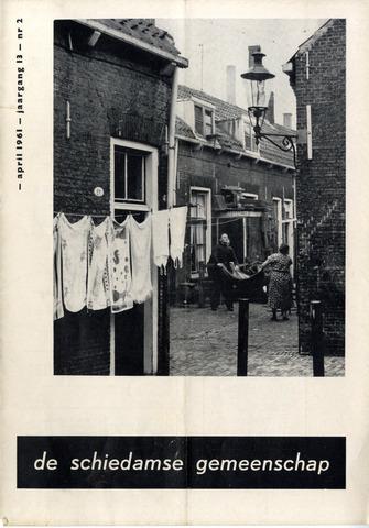 Schiedamse Gemeenschap (tijdschrift) 1961-04-01