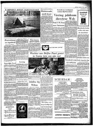 Rotterdamsch Parool / De Schiedammer 1964-08-01
