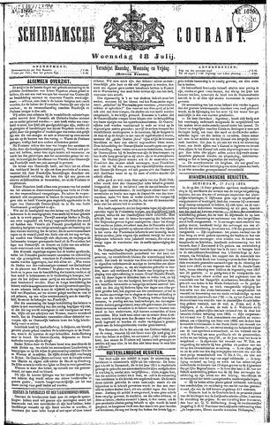 Schiedamsche Courant 1866-07-18