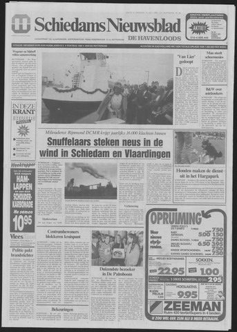 De Havenloods 1993-07-13