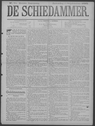 De Schiedammer 1890-09-06