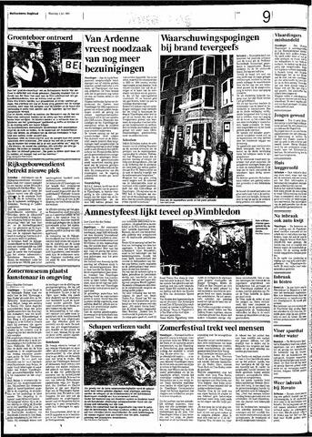 Rotterdamsch Nieuwsblad / Schiedamsche Courant / Rotterdams Dagblad / Waterweg / Algemeen Dagblad 1991-07-01
