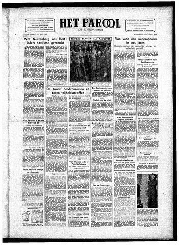 Rotterdamsch Parool / De Schiedammer 1946-10-02