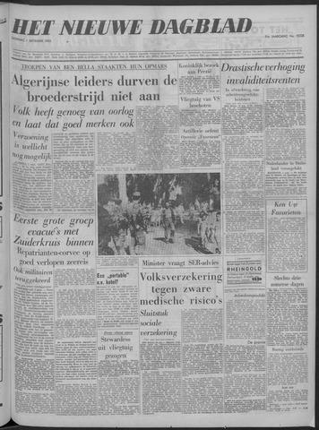 Nieuwe Schiedamsche Courant 1962-09-01