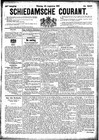 Schiedamsche Courant 1916-08-29