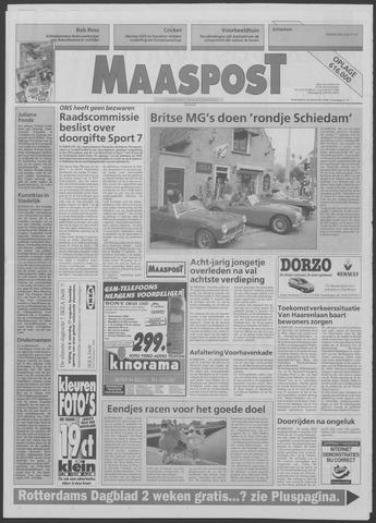 Maaspost / Maasstad / Maasstad Pers 1996-08-14