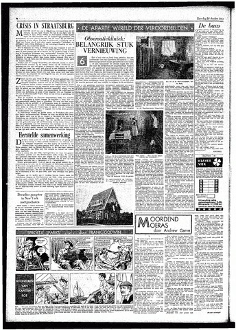 Rotterdamsch Parool / De Schiedammer 1957-10-26