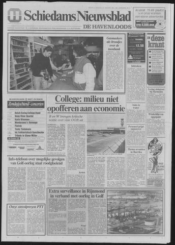 De Havenloods 1991-01-22