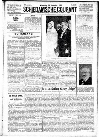 Schiedamsche Courant 1927-12-28