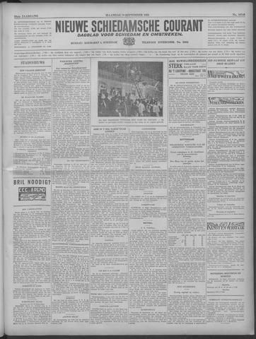 Nieuwe Schiedamsche Courant 1933-09-18