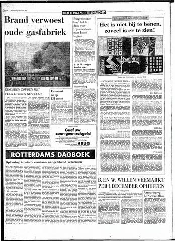Rotterdamsch Parool / De Schiedammer 1970-03-12