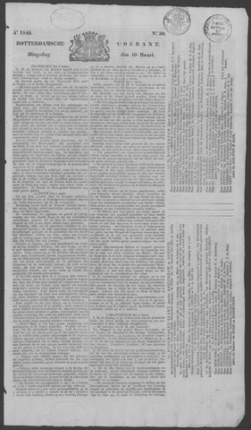 Rotterdamse Courant 1840-03-10
