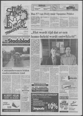Het Nieuwe Stadsblad 1991-06-19