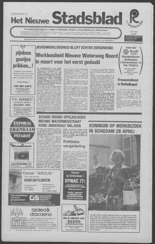 Het Nieuwe Stadsblad 1977-04-15