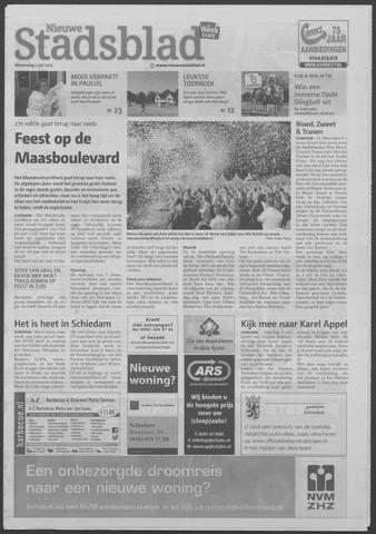 Het Nieuwe Stadsblad 2015-07-01