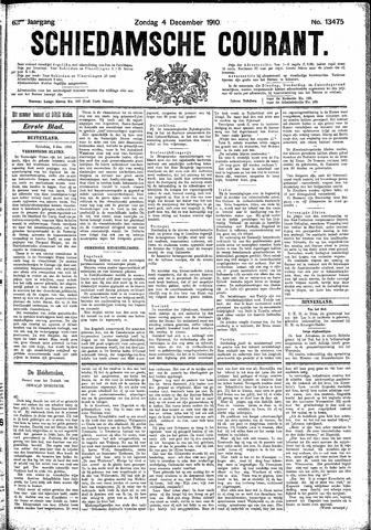 Schiedamsche Courant 1910-12-04