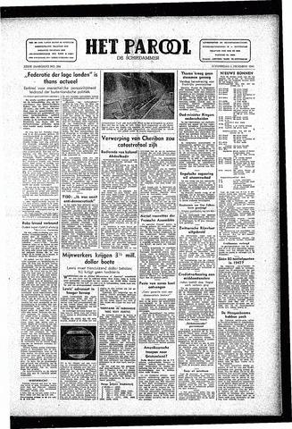 Rotterdamsch Parool / De Schiedammer 1946-12-05