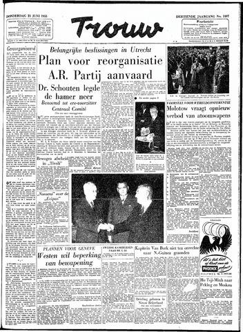 Trouw / De Rotterdammer 1955-06-23