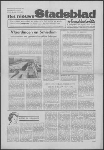 Het Nieuwe Stadsblad 1962-08-08