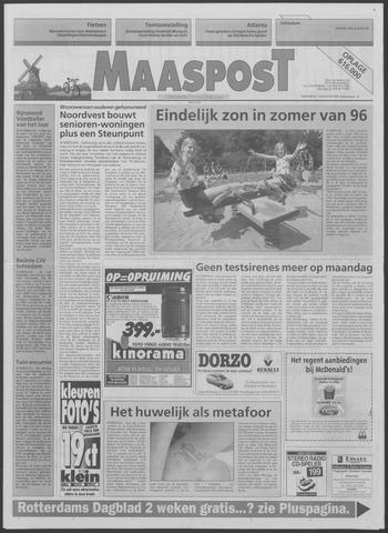 Maaspost / Maasstad / Maasstad Pers 1996-08-07