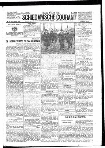 Schiedamsche Courant 1933-04-11