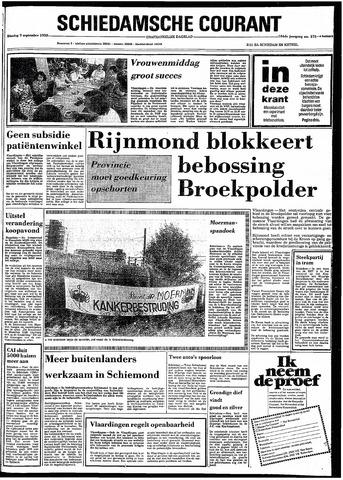 Rotterdamsch Nieuwsblad / Schiedamsche Courant / Rotterdams Dagblad / Waterweg / Algemeen Dagblad 1980-09-09