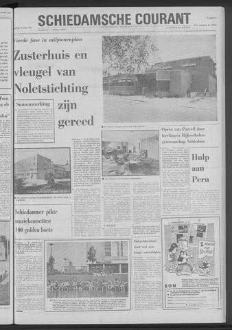 Rotterdamsch Nieuwsblad / Schiedamsche Courant / Rotterdams Dagblad / Waterweg / Algemeen Dagblad 1970-06-13