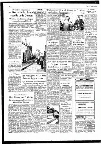 Rotterdamsch Parool / De Schiedammer 1955-05-17