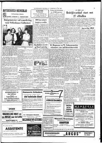 Rotterdamsch Nieuwsblad / Schiedamsche Courant / Rotterdams Dagblad / Waterweg / Algemeen Dagblad 1966-05-18