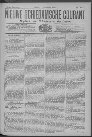 Nieuwe Schiedamsche Courant 1909-11-02