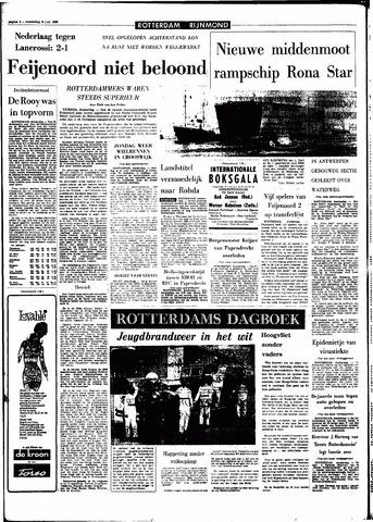 Rotterdamsch Parool / De Schiedammer 1966-06-09
