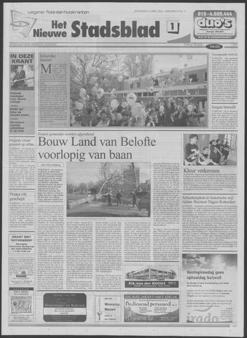 Het Nieuwe Stadsblad 2002-04-24
