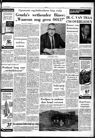 Trouw / De Rotterdammer 1970-01-26