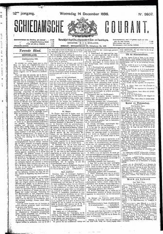 Schiedamsche Courant 1898-12-14
