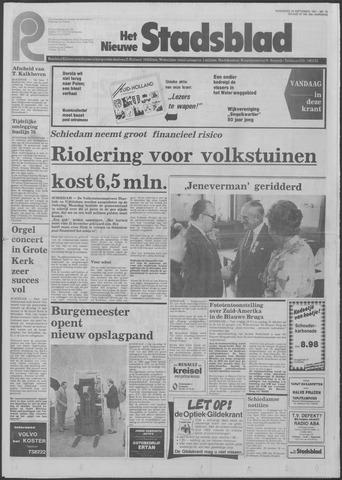 Het Nieuwe Stadsblad 1981-09-23