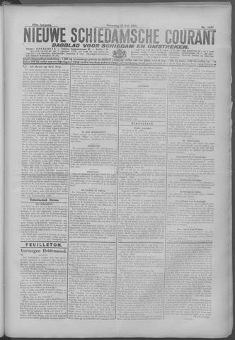 Nieuwe Schiedamsche Courant 1925-07-22