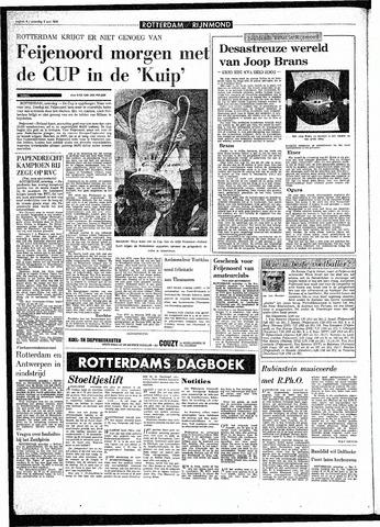 Rotterdamsch Parool / De Schiedammer 1970-05-09