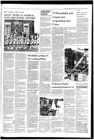 Rotterdamsch Nieuwsblad / Schiedamsche Courant / Rotterdams Dagblad / Waterweg / Algemeen Dagblad 1968-05-20