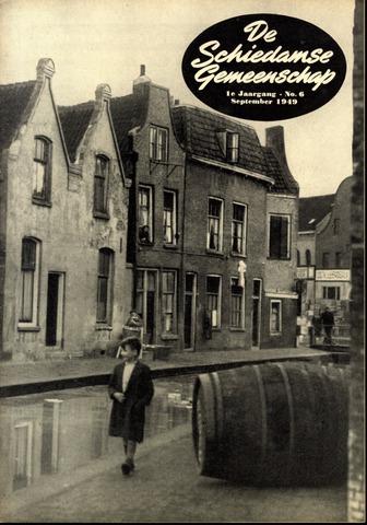 Schiedamse Gemeenschap (tijdschrift) 1949-09-01
