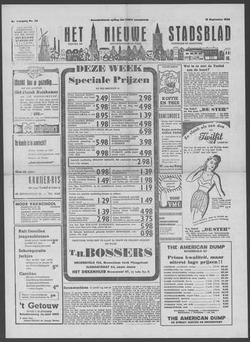 Het Nieuwe Stadsblad 1952-09-12