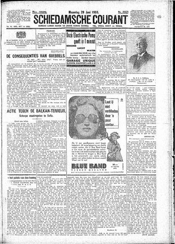 Schiedamsche Courant 1933-06-26