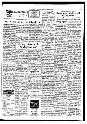 Rotterdamsch Nieuwsblad / Schiedamsche Courant / Rotterdams Dagblad / Waterweg / Algemeen Dagblad 1964-10-09
