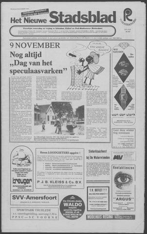 Het Nieuwe Stadsblad 1974-11-08