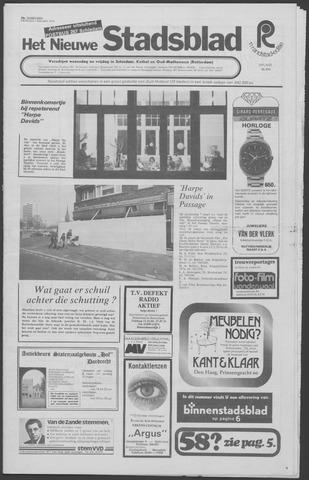 Het Nieuwe Stadsblad 1974-03-01