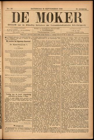 De Moker 1905-09-16
